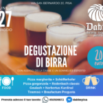 Gli abbinamenti della Dabbe: birra giusta al posto giusto!