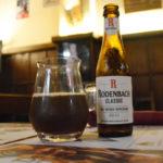 Rodenbach Classic, acidula ma gentile. Una birra unica nel suo genere